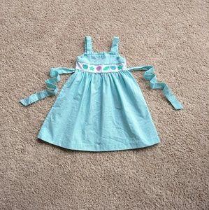 Marmellata summer dress (girls/4T)